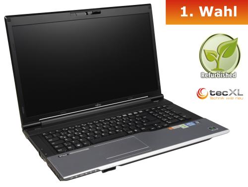 111101033 Fujitsu LIFEBOOK N532, Intel Core i3 2x2,3GHz, 4GB DDR3, 320GB, 1.Wahl