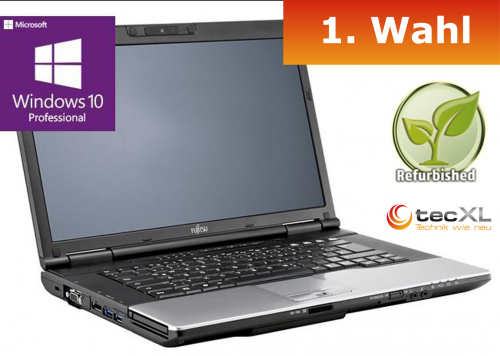 111101741 Fujitsu LIFEBOOK S752, Intel Core i5 2x2,60GHz, 4GB DDR3, 320GB, 1.Wah