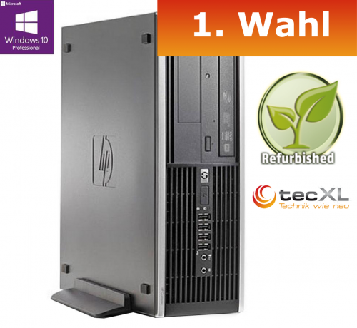 111101733 Hewlett Packard Elite 8300 SFF, Intel Core i5 4x2.90GHz, 4GB DDR3, 500