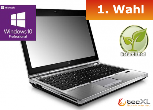 111101736 Hewlett Packard EliteBook 2570p, Intel Corei5 2x2.70GHz, 4GB DDR3, 320