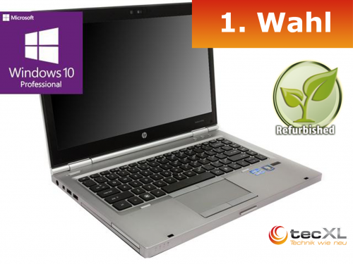 111101740 Hewlett Packard EliteBook 8460p, Intel Corei5 2x2,50GHz, 4GB DDR3, 250