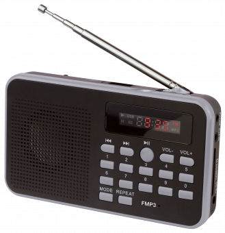 "FM-Tuner / MP3-Player ""FMP3"""
